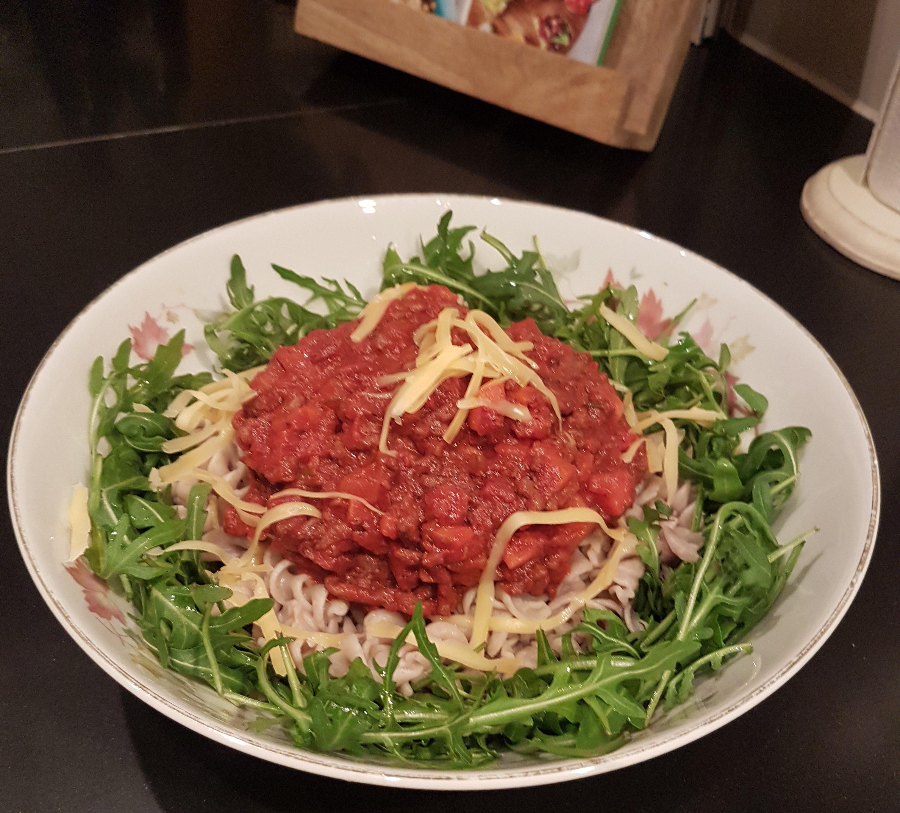 Voor heerlijke glutenvrije pasta